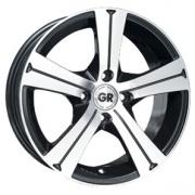 GR HS117 alloy wheels