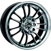 GR HS150 alloy wheels