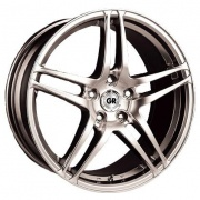GR HS32 alloy wheels