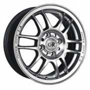 GR HS8 alloy wheels