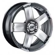 GR K202 alloy wheels