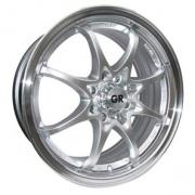 GR K206A alloy wheels