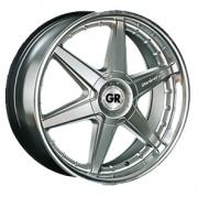 GR K207 alloy wheels