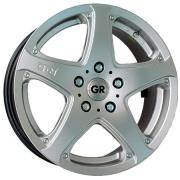 GR K325 alloy wheels