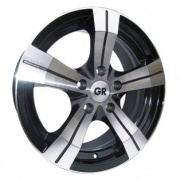 GR K347 alloy wheels