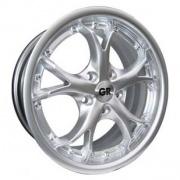 GR K348 alloy wheels