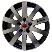 GR MR318 alloy wheels