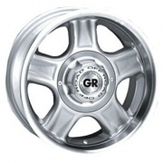 GR T086 alloy wheels