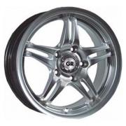 GR T131 alloy wheels