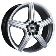 GR T195 alloy wheels