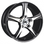 GR T209 alloy wheels