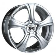 GR T242 alloy wheels