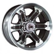 GR T276 alloy wheels