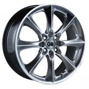 GR T285 alloy wheels
