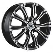 GR T302 alloy wheels