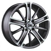 GR T316 alloy wheels