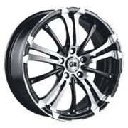 GR T318 alloy wheels