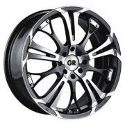 GR W876 alloy wheels
