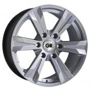 GR Z001 alloy wheels