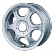 GSI FA125 alloy wheels