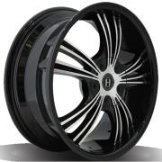 Harp Wheels  Y-02 alloy wheels