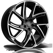 Hawke Condor alloy wheels