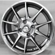 Ijitsu G007 alloy wheels
