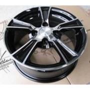 Ijitsu G61 alloy wheels