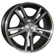 Ijitsu N236 alloy wheels