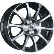 Ijitsu N256 alloy wheels