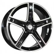 Ijitsu SLK1052 alloy wheels
