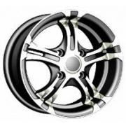 Ijitsu SU509J alloy wheels