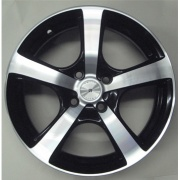 Ijitsu Z5449 alloy wheels