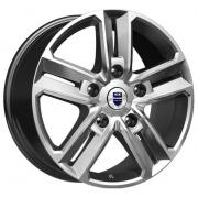 КиК Backfire alloy wheels