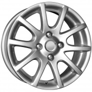 КиК АльмераКС306 alloy wheels