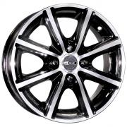 КиК Конкурчерныйплатинум alloy wheels