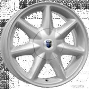 КиК КС580 alloy wheels