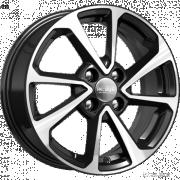 Литые диски КиК LadaVestaКС861