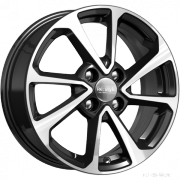 КиК LadaVestaКС861 alloy wheels