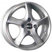 КиК Папирусчерныйплатинум alloy wheels