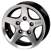 КиК Привал alloy wheels