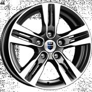 КиК Siberia alloy wheels