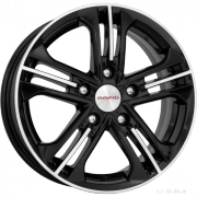 КиК Trinity alloy wheels