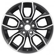 Khomen Wheels U-Spoke713 alloy wheels