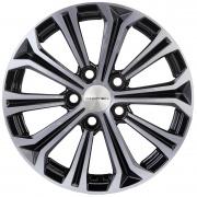 Khomen Wheels Cross-Spoke610 alloy wheels