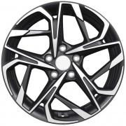 Khomen Wheels Cross-Spoke716 alloy wheels