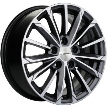 Khomen Wheels Double-Spoke 611