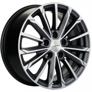 Khomen Wheels Double-Spoke 611 alloy wheels