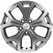 Khomen Wheels Y-Spoke 710 alloy wheels