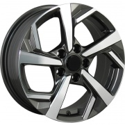 Khomen Wheels Y-Spoke 712 alloy wheels